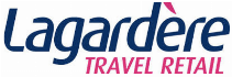 Logo voor Lagardère Travel Retail